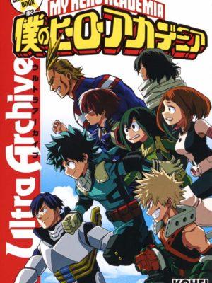 Boku no Hero Character Book Chile Tienda Figuras Anime Manga Santiago