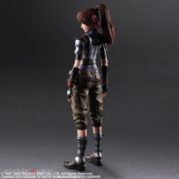 Figura Final Fantasy VII Remake PLAY ARTS Kai Jessie Tienda Figuras Anime Chile Santiago