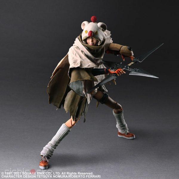 Figura Final Fantasy VII Remake Intergrade PLAY ARTS Kai Yuffie Kisaragi Tienda Figuras Anime Chile Santiago