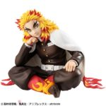 Figura G.E.M. Series Demon Slayer Kimetsu no Yaiba Palm Size Rengoku-san Tienda Figuras Anime Chile Santiago