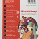 Libro Japonés Miku de Nihongo Chile Tienda Figuras Anime Vocaloid Santiago