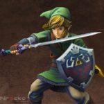 Figura The Legend of Zelda Skyward Sword Link 1/7 Tienda Figuras Anime Chile Santiago