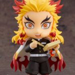Figura Nendoroid Demon Slayer Kimetsu no Yaiba Kyojuro Rengoku Tienda Figuras Anime Chile Santiago