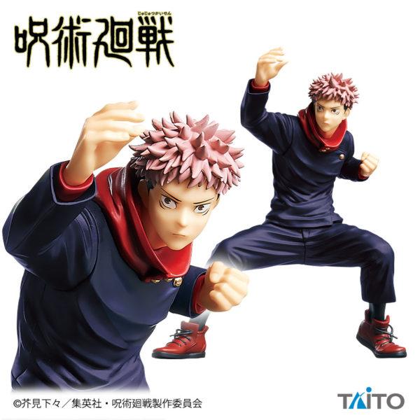 Figura Itadori Yuuji Jujutsu Kaisen Taito Tienda Figuras Anime Chile Santiago