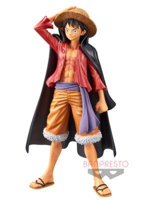 Figura One Piece Wano DXF Grandline Men Monkey D Luffy Tienda Figuras Anime Chile Santiago
