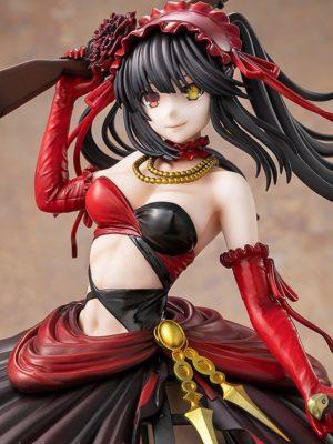 Figura CAworks Date A Bullet Kurumi Tokisaki Night Dress ver. 1/7 Tienda Figuras Anime Chile Santiago