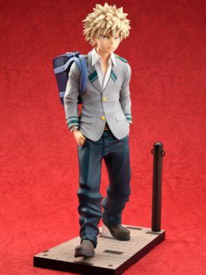 Figura KoneColle My Hero Academia Katsuki Bakugo School Uniform Ver. 1/8 Tienda Figuras Anime Chile Santiago
