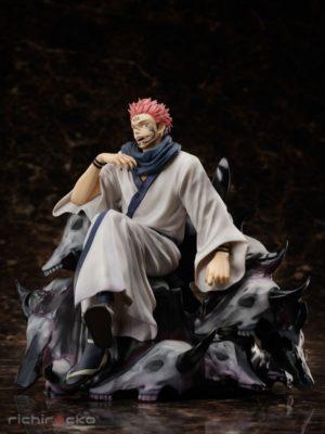 Figura Jujutsu Kaisen Ryomen Sukuna -Noroi no Ou- 1/7 Tienda Figuras Anime Chile Santiago