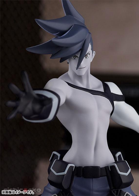 Figura POP UP PARADE Promare Galo Thymos Monochrome Ver. Tienda Figuras Anime Chile Santiago