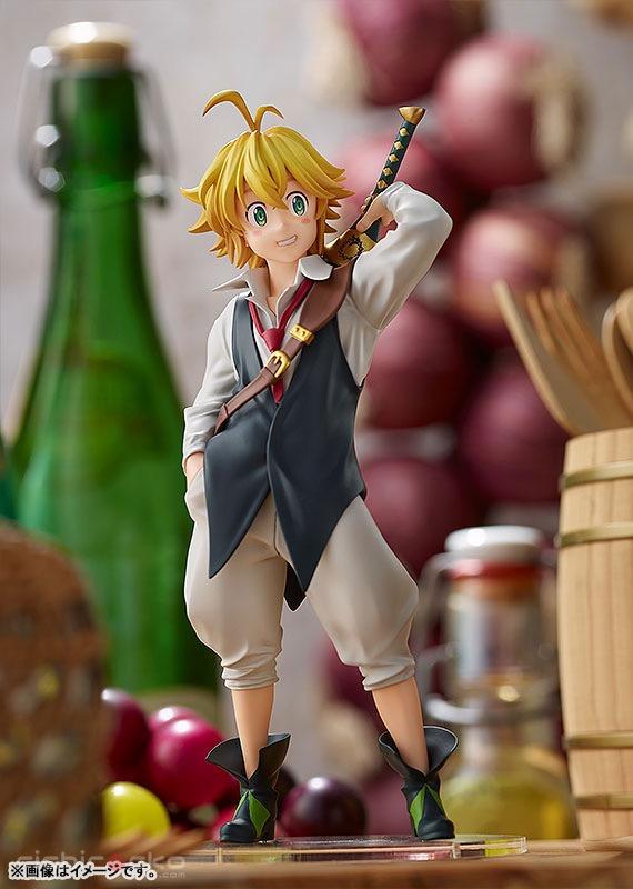 Figura POP UP PARADE The Seven Deadly Sins Nanatsu no Tanzai Meliodas Tienda Figuras Anime Chile Santiago
