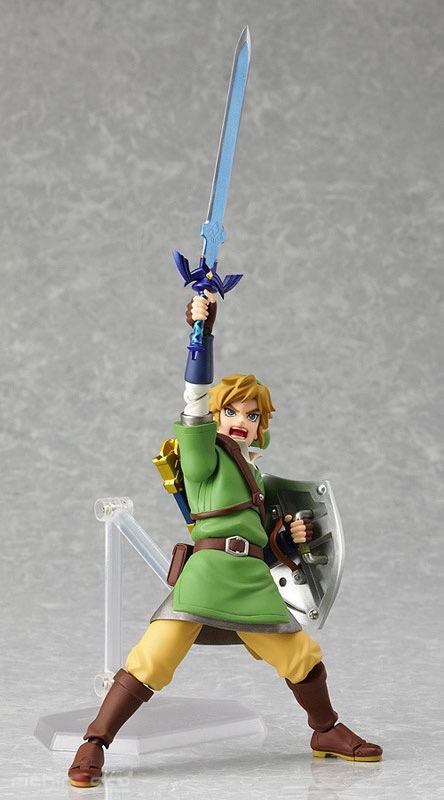 Figura figma The Legend of Zelda Skyward Sword Link Tienda Figuras Anime Chile Santiago