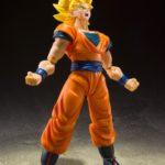 Figura S.H.Figuarts Super Saiyan Full Power Son Goku Dragon Ball Z Tienda Figuras Anime Chile Santiago