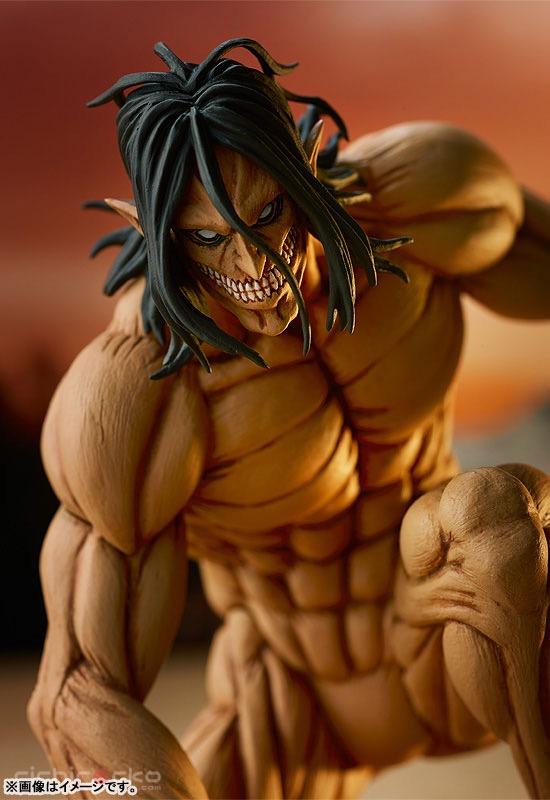 Figura POP UP PARADE Attack on Titan Eren Yeager Attack Titan Ver. Tienda Figuras Anime Chile Santiago