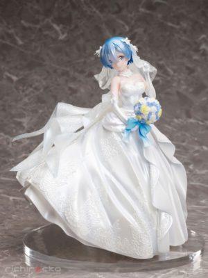 Figura Re:ZERO Rem -Wedding Dress- 1/7 Tienda Figuras Anime Chile Santiago