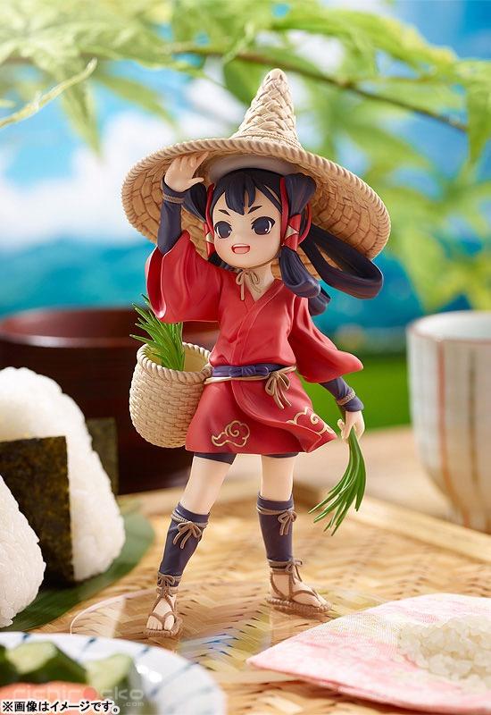 Figura POP UP PARADE Sakuna: Of Rice and Ruin Princess Sakuna Tienda Figuras Anime Chile Santiago