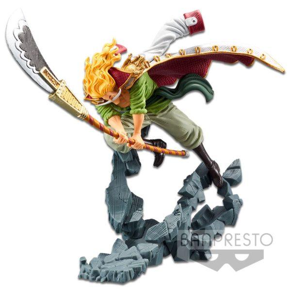 Figura One Piece Manhood Shirohige Whitebeard Gol D Roger Banpresto Tienda Figuras Anime Manga Chile Santiago