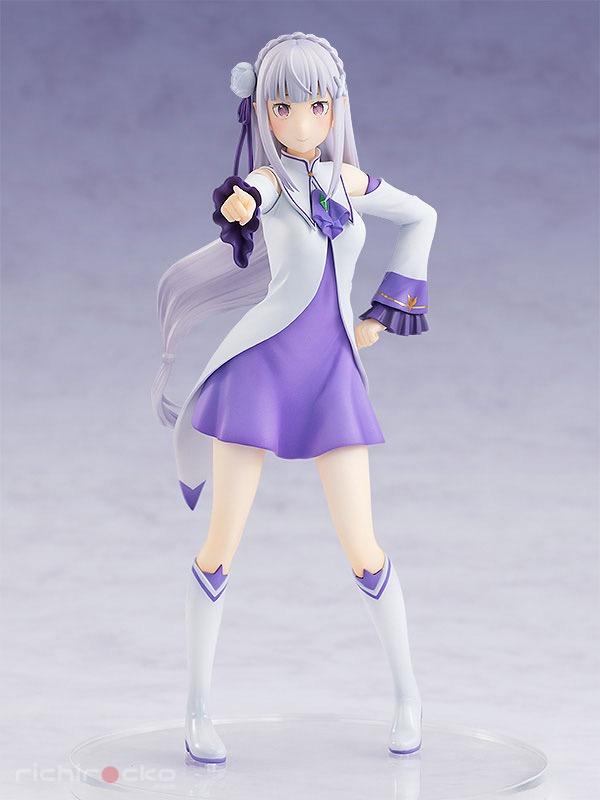 Figura KADOKAWA Collection LIGHT Re:ZERO Emilia Tienda Figuras Anime Chile Santiago