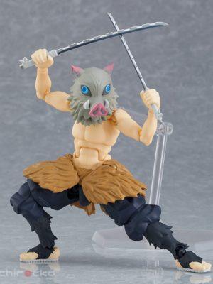 Figura figma Demon Slayer Kimetsu no Yaiba Inosuke Hashibira Tienda Figuras Anime Chile Santiago
