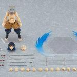 Figura figma Demon Slayer Kimetsu no Yaiba Inosuke Hashibira DX Edition Tienda Figuras Anime Chile Santiago