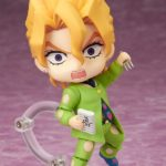 Figura Nendoroid JoJo's Bizarre Adventure Golden Wind Pannacotta Fugo Tienda Figuras Anime Chile Santiago