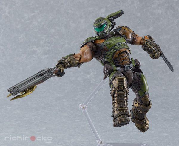Figura figma DOOM Eternal Doom Slayer Tienda Figuras Anime Chile Santiago