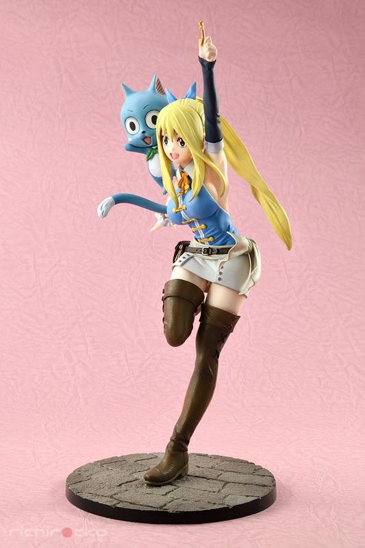 Figura FAIRY TAIL Lucy Heartfilia 1/8 Tienda Figuras Anime Chile Santiago