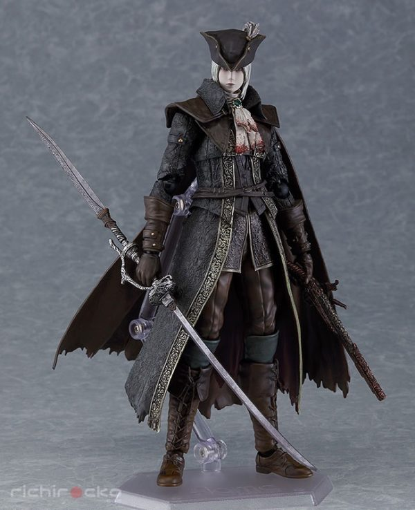 Figura figma Bloodborne The Old Hunters Edition Lady Maria of the Astral Clocktower DX Edition Tienda Figuras Anime Chile Santiago