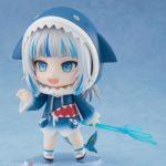 Figura Nendoroid Hololive Production Gawr Gura Tienda Figuras Anime Chile Santiago