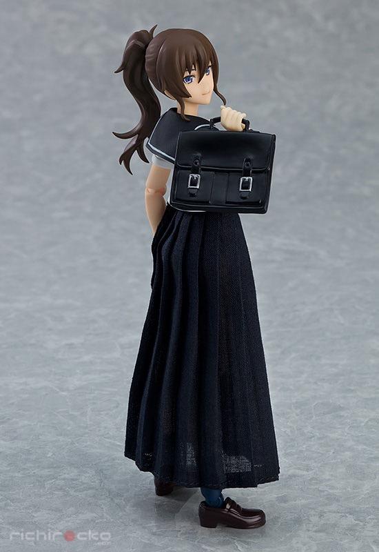Figura figma Styles Sukeban body (Makoto) Tienda Figuras Anime Chile Santiago