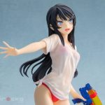 Figura Aobuta Mai Sakurajima Water Gun Date ver. 1/7 Tienda Figuras Anime Chile Santiago
