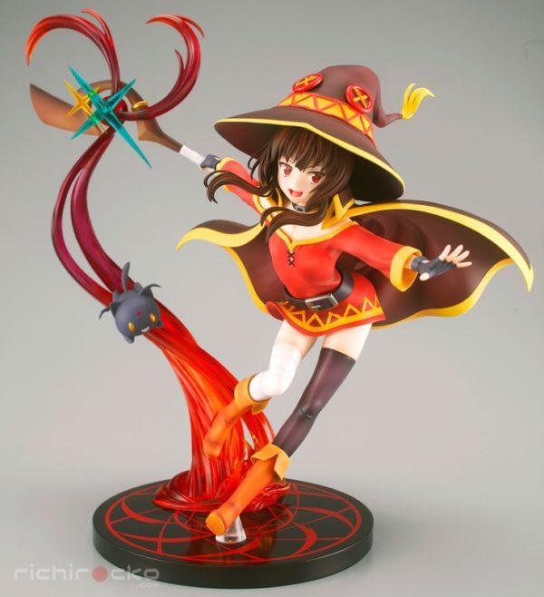 Figura KonoSuba Megumin Explosion Magic ver. 1/7 Tienda Figuras Anime Chile Santiago