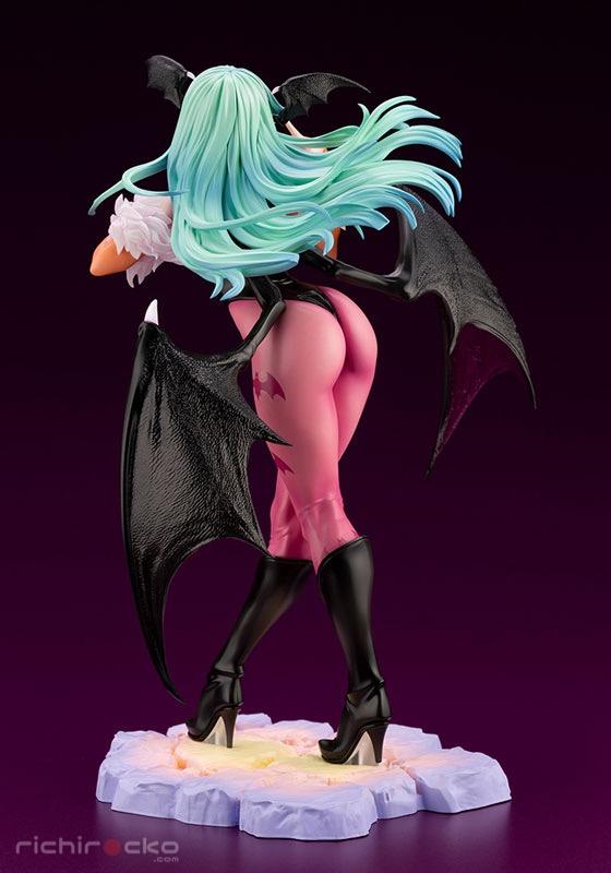 Figura Darkstalkers Bishoujo Darkstalkers Morrigan 1/7 Tienda Figuras Anime Chile Santiago