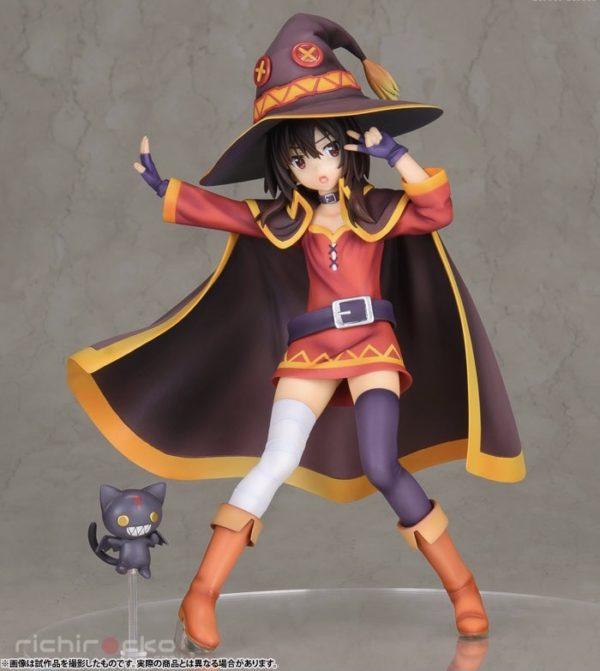 Figura KonoSuba Megumin 1/8 Tienda Figuras Anime Chile Santiago