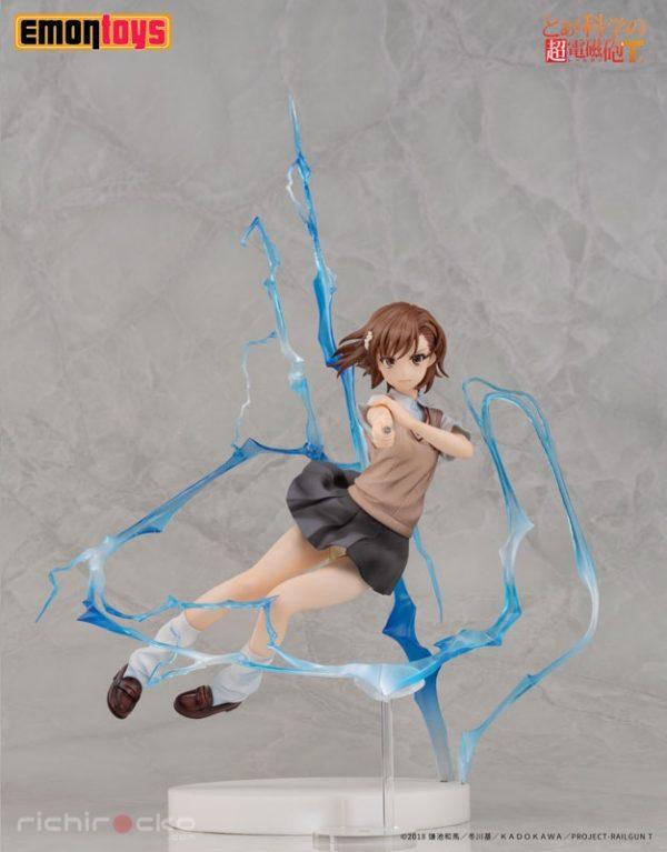 Figura Toaru Kagaku no Railgun Mikoto Misaka 1/7 Tienda Figuras Anime Chile Santiago
