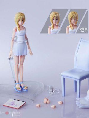 Figura KINGDOM HEARTS III BRING ARTS Namine Tienda Figuras Anime Chile Santiago