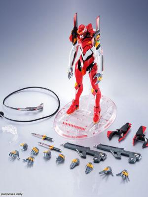 Figura DYNACTION Regular Humanoid Weapon EVA-02 Evangelion Unit-02 Tienda Figuras Anime Chile Santiago