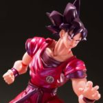 Figura S.H.Figuarts Son Goku Kaio-ken Dragon Ball Z Tienda Figuras Anime Chile Santiago